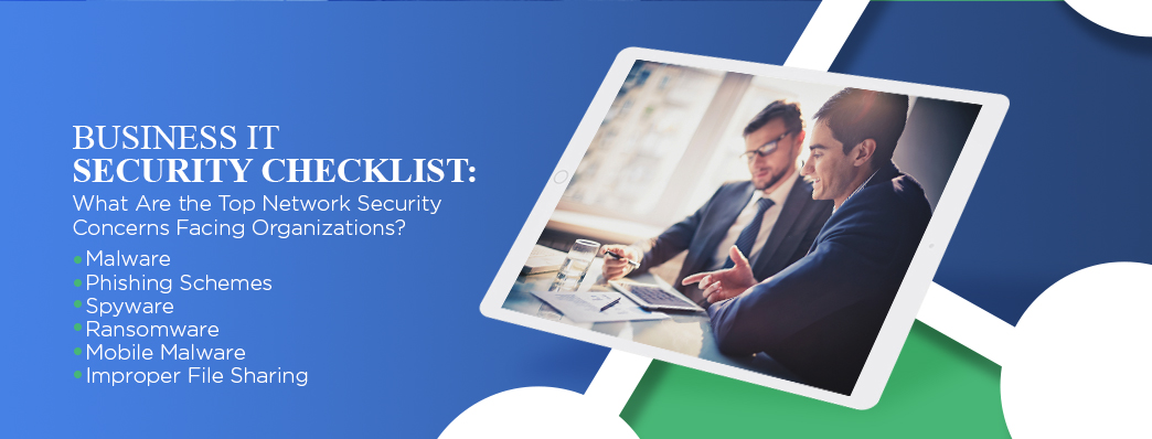 IT security checklist for small businesses