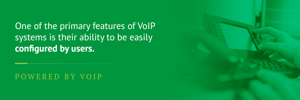 managed voice is powered by voip