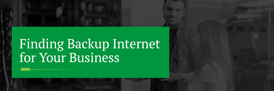 how to find backup internet for your business