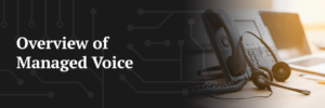 what is managed voice