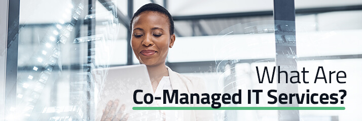 what is co-managed it